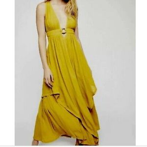 NWT Free People Maxi Dress